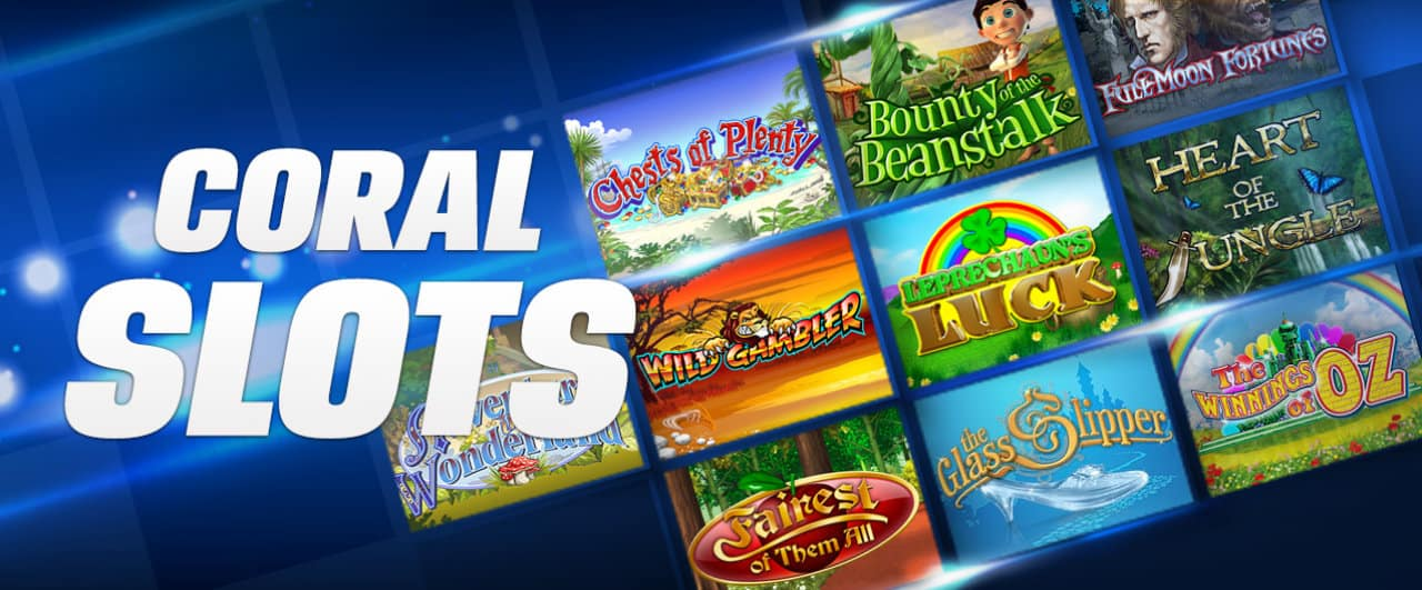coral casino bet 10 get 50