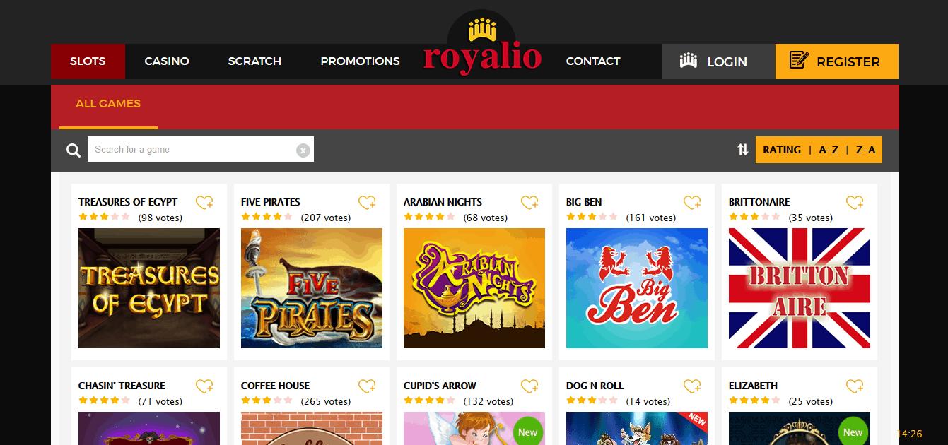 Royalio