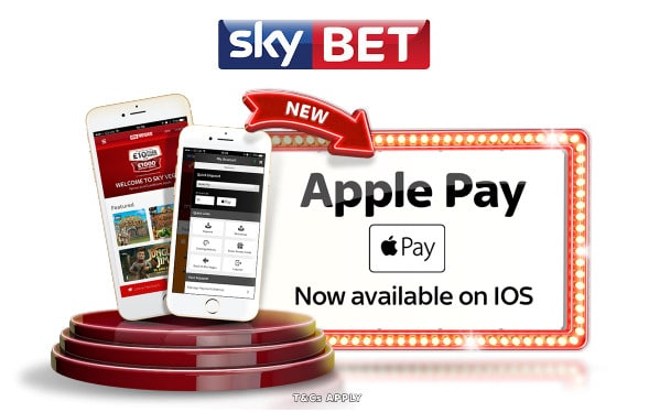 Bet using Apple Pay | Bookmakers accepting iOS Deposits 2019