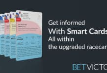 betvictor smart card horse racing