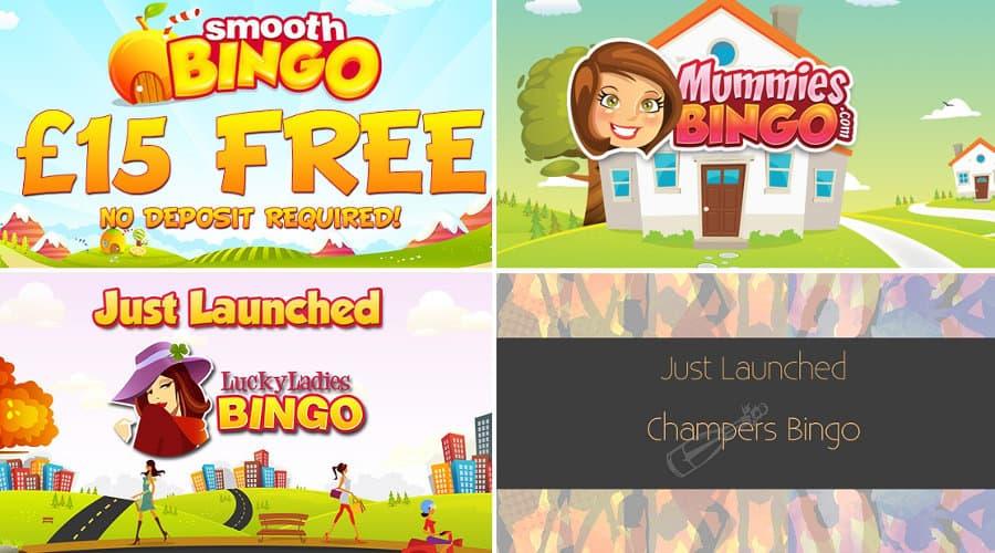 15 free no deposit bingo sites