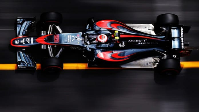 jenson button f1 2016