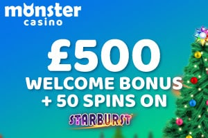 monster casino bonus jan 2019