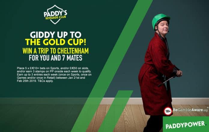paddy power rewards club cheltenham gold cup 2019